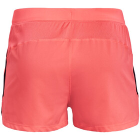 Under Armour Launch SW Split Shorts Men, rood